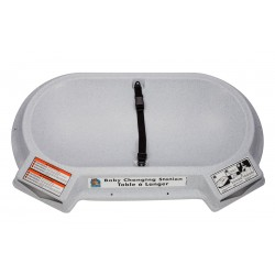 Baby Changing Station, Counter Top Surface Mounted