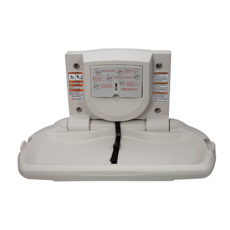 Baby Changing Station, Surface-Mounted - Inter-Co