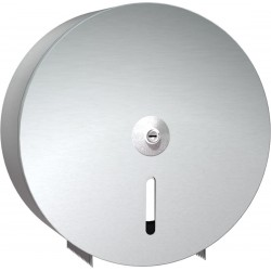 Jumbo-Roll Toilet Paper Dispenser