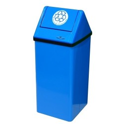 Recycling Receptacle, Free Standing