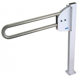 Carrier Stand for Flip-Up Grab Bar