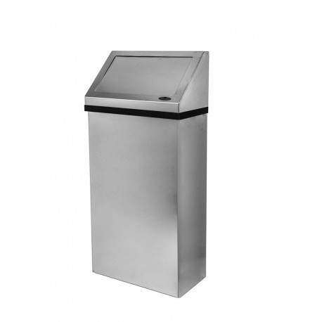 Waste Receptacle, Wall Mounted